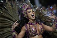 ′지구촌 최대 향연′…브라질 카니발 퍼레이드