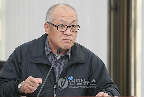 <2009 국감>최성룡 납북자가족모임 대표 대책 호소