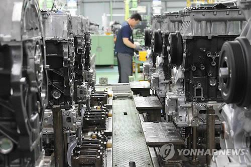 现代汽车蔚山工厂恢复生产