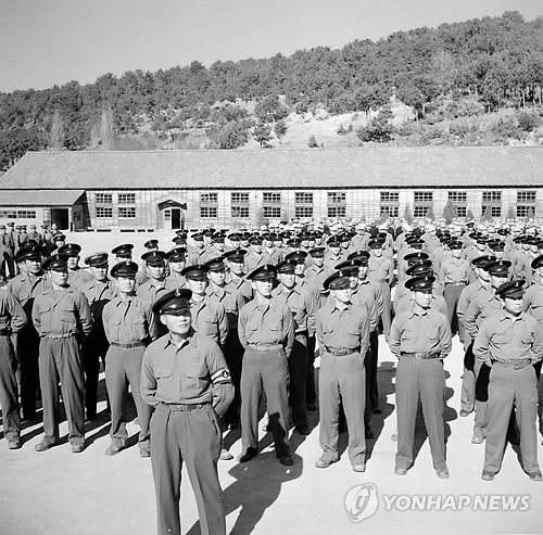 1951년 해군훈련소