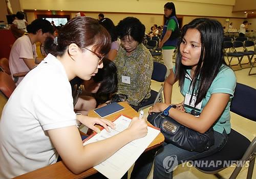 [게시판] 희망의 친구들, 인천에서 이주민 순회진료 시작