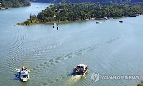 춘천 남이섬(연합뉴스 DB)