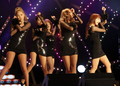 Wonder Girls出席大众文化艺术奖颁奖礼