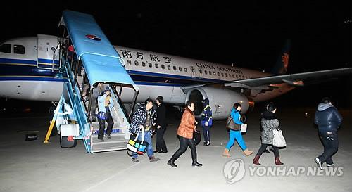 襄阳-哈尔滨直航航班正式开通