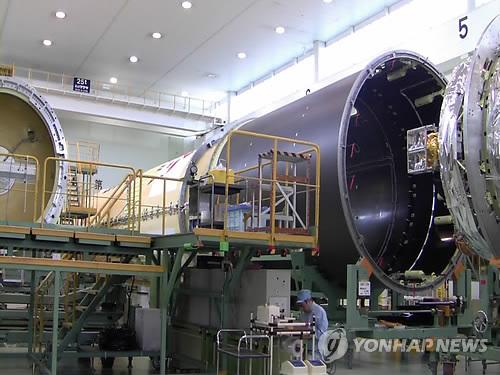 아리랑 3호 우주로 실어나를 일본 H-2A 21호기