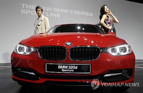 BMW 뉴 3시리즈 출시
