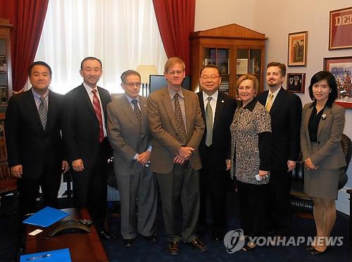 美한인, 미국지명위원회·국무부와 '동해 표기' 논의