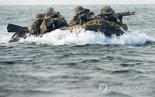 해안 침투 훈련(연합DB)