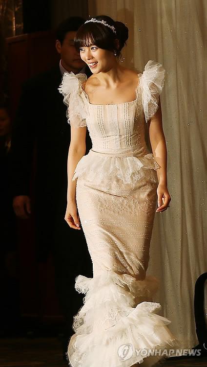 美丽的新娘先艺