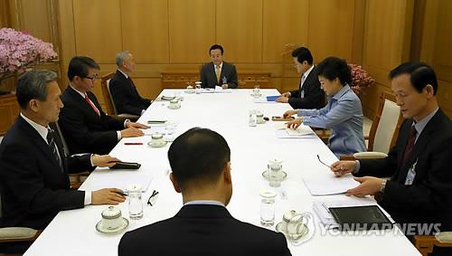 외교안보장관회의