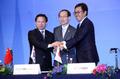 韩中日召开环境部长会议