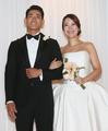 白智英和郑锡元今日办婚礼
