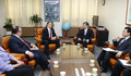 S. Korean, U.S. envoys meet