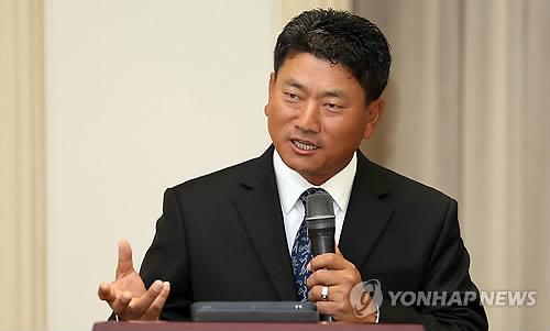 최경주 << 연합뉴스DB    >>