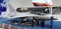 Korean aircraft at defense exhibition