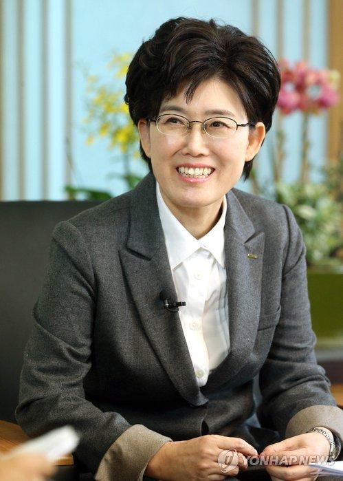 최연혜 코레일 사장