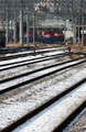 Rail workers continue strike