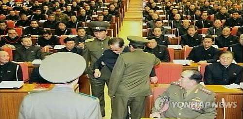 북한, 장성택 특별군사재판 후 즉시 사형집행