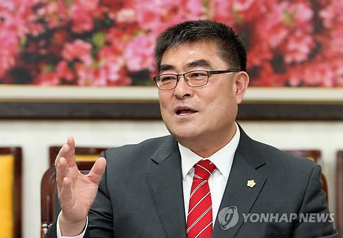 박상수 강원도의회 의장 신년 인터뷰