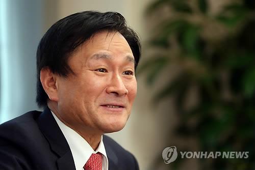 정회동 KB투자증권 사장