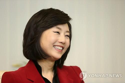 조윤선 여성가족부 장관