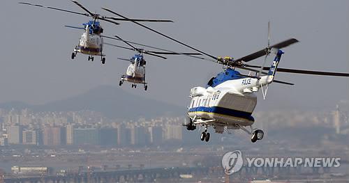 경찰청, 신규 헬기 3대 도입