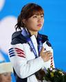<올림픽> 눈물 글썽이는 박승희