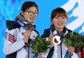 <올림픽> 미소짓는 '희자매'