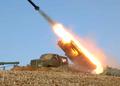NK missile firing