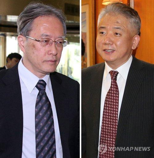 일본군 위안부 문제 첫 협의 한일 대표