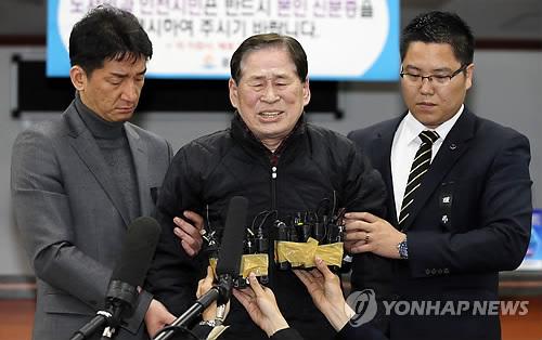 김한식 청해진해운 대표
