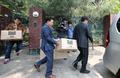 Raid on Sewol ferry owner