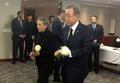 UN chief's condolence