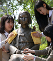 Statue for Japan's wartime sex slavery victims