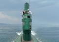 Aboard submarine