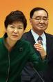 박 대통령과 정 총리