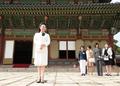 Peng Liyuan in Seoul