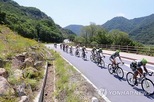 화천군 민통선구간 '평화누리 자전거길'