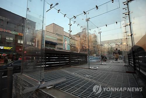 환기구, 사람 못 오르도록 2m 이상 높이로 설치해야  연합뉴스