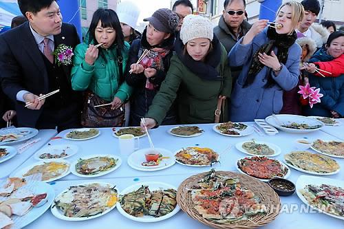 올해 동래읍성축제서 명물 동래파전 맛 못보는 까닭은?