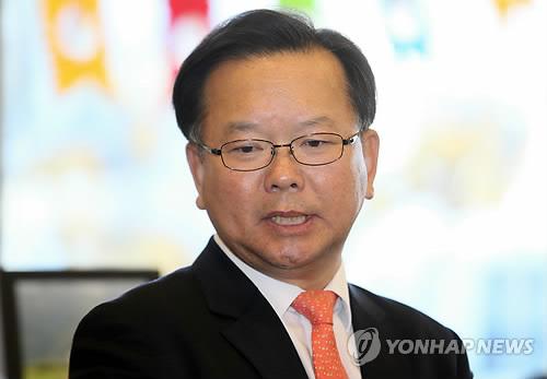 김부겸 전 의원