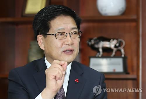 권명호 울산시 동구청장
