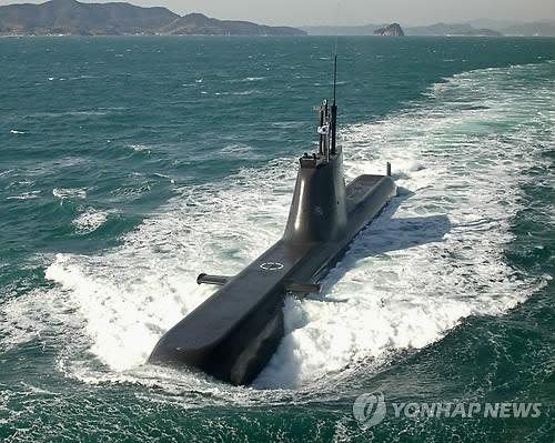 해군의 214급 잠수함