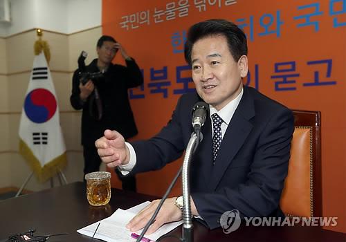 """국민모임 """"정동영에 관악을 보선 출마 권유키로"""""""