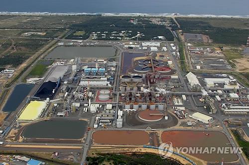 """광물공사 """"아프리카 니켈광산 목표생산 90% 달성"""""""