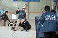 '대테러 훈련' 인질 협상하는 위기협상팀