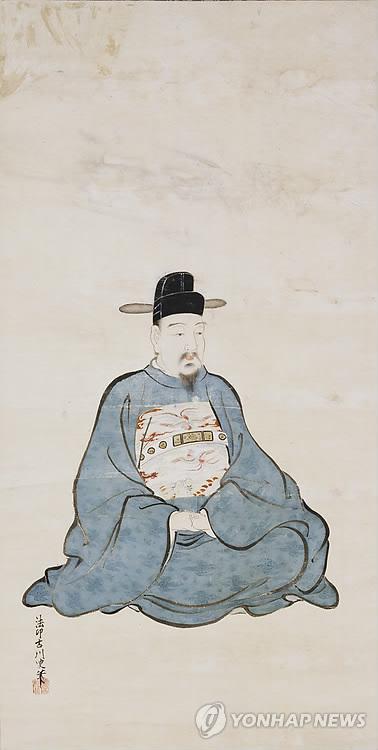 日本画家が描いた朝鮮通信使