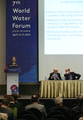 Session at global water forum