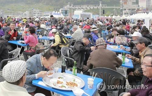 부산 기장멸치 축제