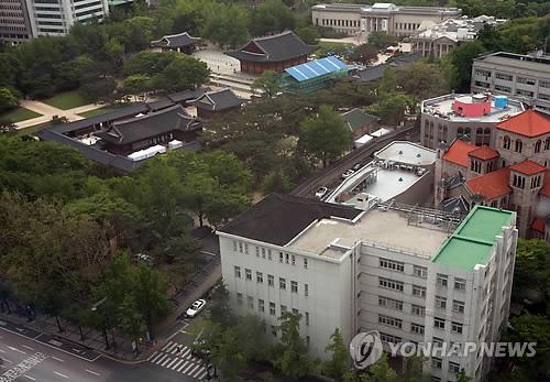 日本植民地時代の建物 撤去へ